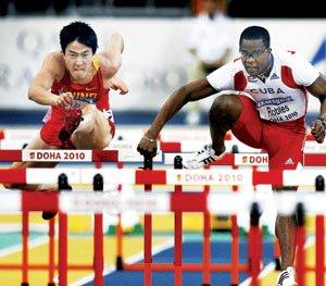 多哈世锦赛刘翔仅列第七 2012奥运会仍有盼头