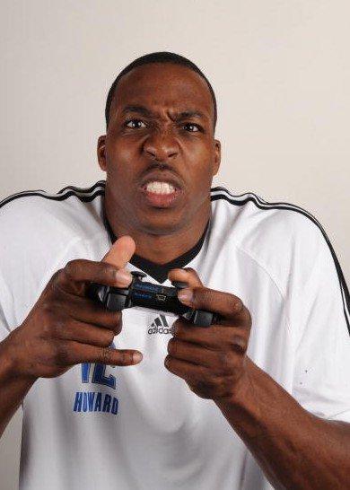 组图:魔兽代言NBA Live 潜心修炼游戏功力