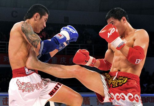 泰拳杀伤力大中国2将受暗伤 2战失利输给规则