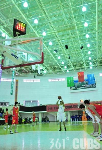 361°CUBS第十轮:辽宁大学再负天津工业大学
