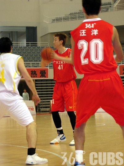 361°CUBS第十轮:上海交大不敌劲旅虽败犹荣