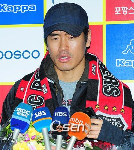 韩国球员薛琦铉左膝软骨破裂 无缘南非世界杯