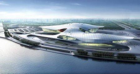 亚运会新建场馆之广州亚运城综合体育馆