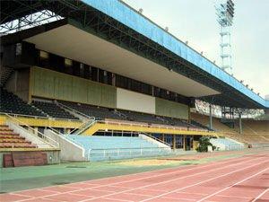 亚运会改造场馆之广东省人民体育场