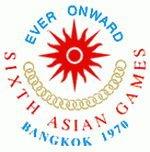 第6届亚运会概况—1970年曼谷亚运会