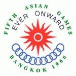 第5届亚运会概况—1966年曼谷亚运会