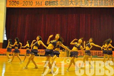 361°CUBS第十一轮:西安交大主场胜辽大
