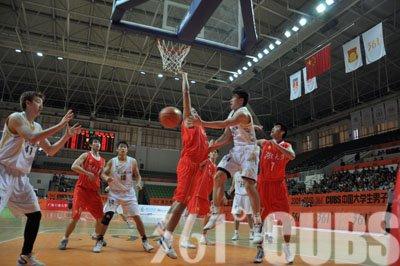 361°CUBS第十一轮:粤狮主场惜败湖大