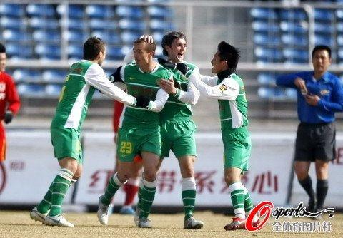 长春0-1负北京主场首败 小格助国安险胜宿敌
