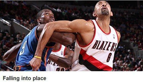 NBA官网:坎比助推开拓者 雷霆锁定西部第八