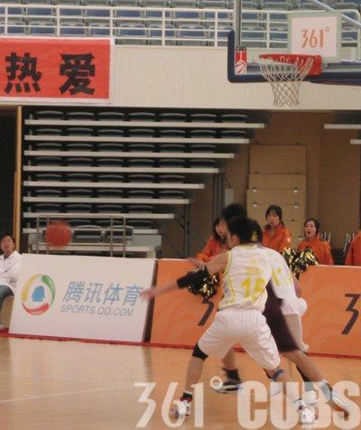 361°CUBS第十四轮:上海交大主场胜华中科大
