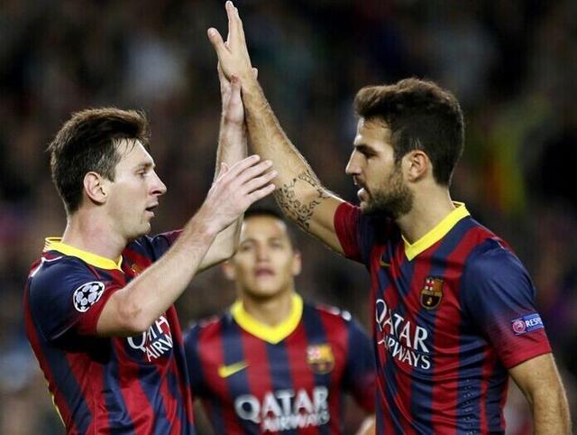 阿根廷媒体:梅西未来加盟切尔西 小法当说客