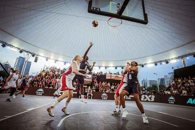 3X3世锦赛-美国女篮爆冷出局 两黑马会师决赛