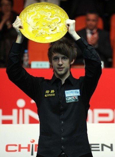 中国赛天才特卢姆普夺冠 获人生最大一笔财富
