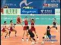 视频集锦:男排1/4决赛 中国不敌日本无缘4强