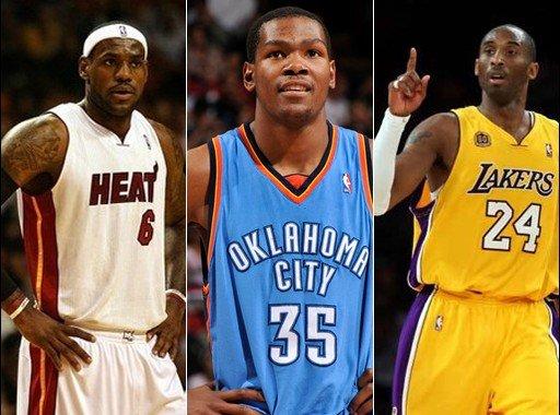 ESPN将向预测杜兰特获MVP,詹姆斯和科比都没戏(点击查看更多图片)