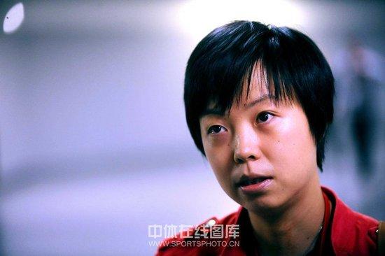 张怡宁世乒赛解说首秀:看好李晓霞借势夺冠