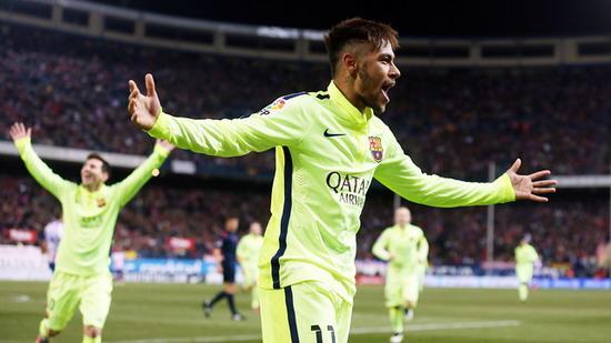 Ten brilliant moment Neymar season