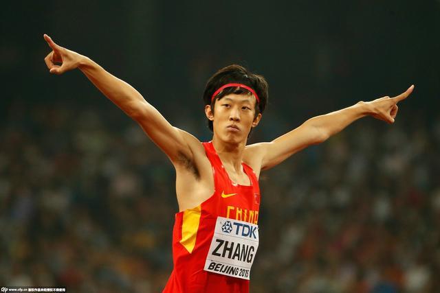 男子跳高加赛决胜 张国伟并列亚军加名将摘金