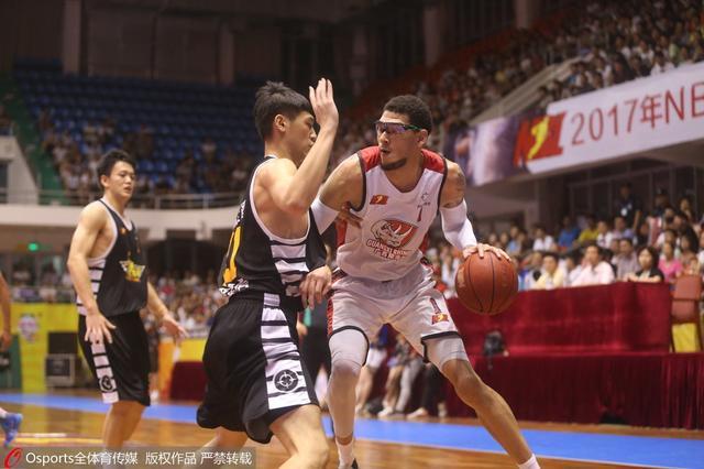篮球亚冠再迎中国联赛外援 他被称最励志球员
