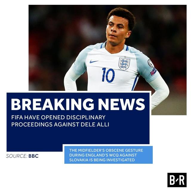 FIFA对阿里正式展开纪律调查