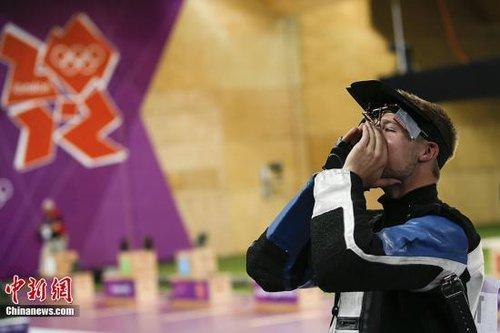 """里约""""病人"""":奥运赛场谱写生命赞歌"""