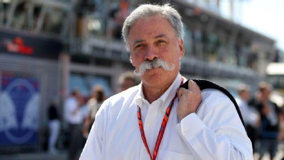 ESPN:F1新掌门人披露发展计划 中美成重点