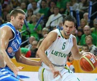 桑盖拉领衔六将得分上双 立陶宛胜希腊夺第五