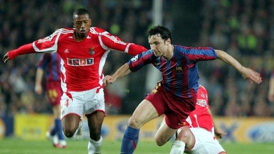 范博梅尔:拜仁和巴萨应该在决赛相遇