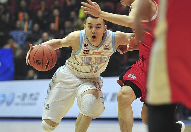 新疆小将正式加盟四川 全运预赛曾单场砍45分