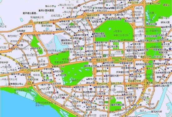 深圳福田区概况