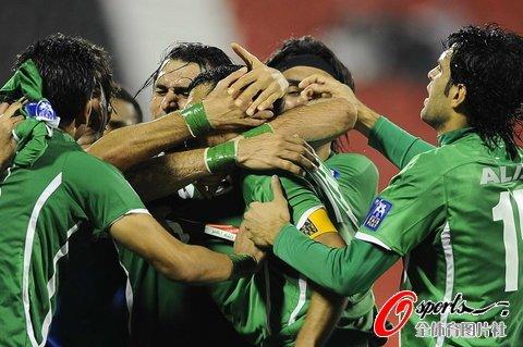 亚洲杯-阿联酋0-1伊拉克 阿巴斯补时乌龙绝杀