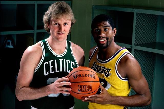 大鸟vs魔术师:NBA再也没有比他俩更伟大的对决