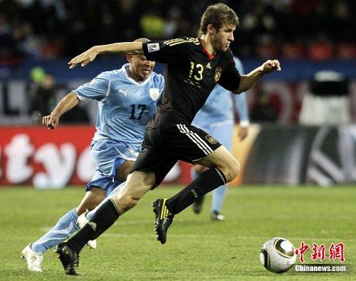 5个进球3助攻 托马斯·穆勒当选世界杯最佳新人