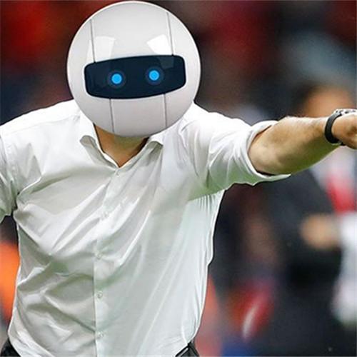 足坛阿尔法狗来了! 机器人参加比利时选帅
