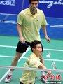 羽球男双香港选手晋级