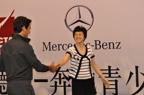 孙晋芳:中国需要明日之星 10年可出女费德勒