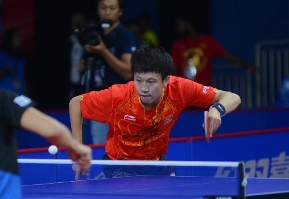 林高远4-0陈建安进决赛 22岁国乒小将冲击首冠