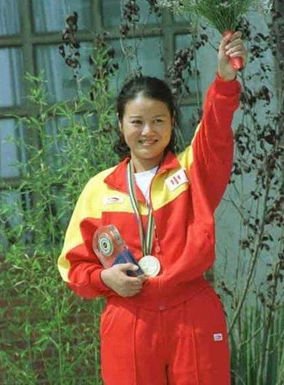 三度梦碎奥运未击倒42岁张山 广州终圆金牌梦
