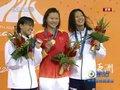 视频:女子200米仰泳 赵菁夺冠日本选手随后