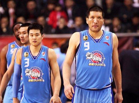 新疆队新赛季召回两悍将 巴特尔确定留队效力