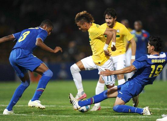 美洲杯-帕托内马尔包办4球 巴西4-2头名晋级