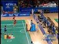 视频:藤球女子双人 中国队一球之差获得银牌