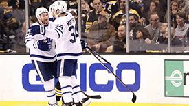 NHL-四组发力把比赛带回多伦多 枫叶4-3客胜棕熊