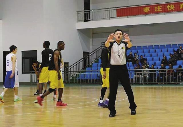 中国裁判受FIBA征召 有望执法U19男篮世界杯