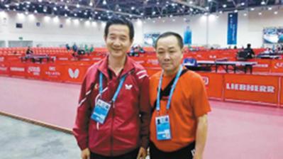 辽宁教练带出非洲杯乒乓球赛冠军将赴中国集深圳哪里可以乘坐热气球图片