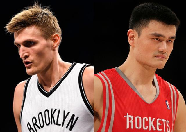 AK47与姚明:一人一国 俄罗斯与中国的篮球名片