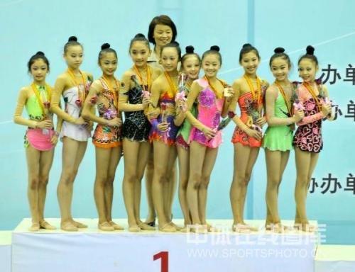 艺体冠军赛辽宁包揽少年和成年个人团体金牌