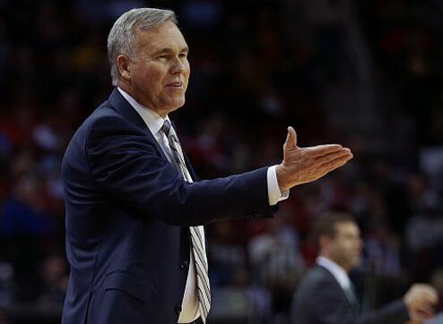 德帅建议NBA调查恶意轮休:球迷花钱难见球星