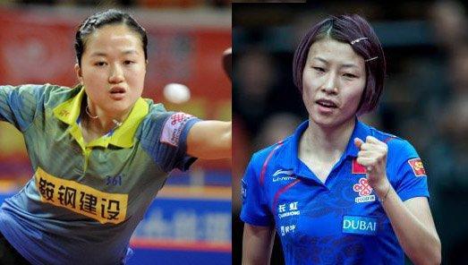 两位新人世界杯圆梦 国乒世界冠军增至105人